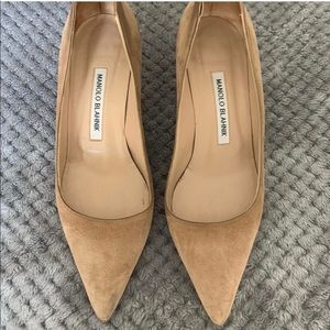 Pre-loved Manolo Blahnik pumps